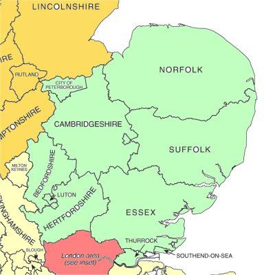 Kookaburra Vets UK Map - Map asia us uk australia