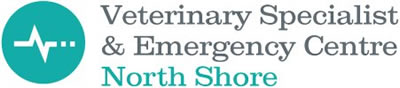 north shore vet specialist & emergency logo